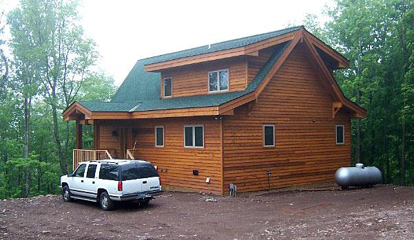 Great Lakes Lumber Company, Siding